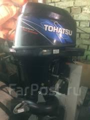 Tohatsu. 30,00л.с., 4-тактный, бензиновый, нога S (381 мм), Год: 2010 год