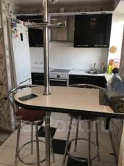 3-комнатная, улица Фадеева 14а. Фадеева, частное лицо, 49 кв.м. Кухня