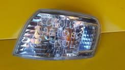 Габаритный огонь. Toyota Corolla, CE114, EE110, CE113, CE116, AE114, AE112, AE111, AE110, CE110 Двигатели: 3CE, 2CE, 4AF, 5AFE, 7AFE, 4AGE, 4AFE, 2C...