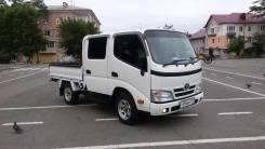 Toyota Dyna. 2015 без пробега по РФ. Как новый., 3 000 куб. см., 1 300 кг.
