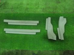 Порог пластиковый. Daihatsu Mira e:S, LA300S Двигатель KF