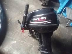 Parsun. 2-тактный, бензиновый, нога S (381 мм), Год: 2012 год