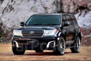 Toyota Land Cruiser. Продам ПТС крузак 200