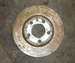 Тормозной диск Volkswagen POLO sed rus
