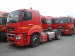 Камаз 5490. -014-87 тягач евро 5, 12 000 куб. см., 10 550 кг.