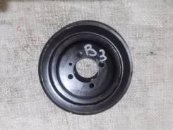 Шкив коленвала. Mazda Demio, DW, DW3W, DW5W Mazda 323, BJ Двигатели: B3E, B3ME