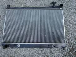 Радиатор охлаждения двигателя. Nissan Skyline, CPV35