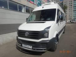 Volkswagen Crafter. Продаётся автобус 2014, 2 000 куб. см., 21 место