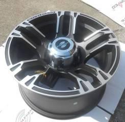 Wheelegend. 8.0x15, 5x114.30, 5x139.70, 6x139.70, ET-10, ЦО 110,5мм. Под заказ