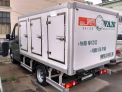 ГАЗ Газель Next. Продаётся ГАЗель NEXT с фургоном-мороженица, 2 690 куб. см., 3 500 кг.