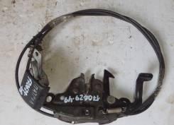 Тросик замка капота. Nissan Patrol, Y61