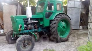 ЛТЗ Т-40М. Трактор т - 40м