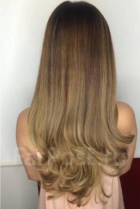 MOOR Окрашивание волос