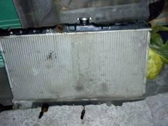 Радиатор охлаждения двигателя. Toyota Carina, AT170G, AT170