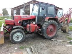ЭО 2621. Продам трактор-экскаватор ЮМЗ -В3