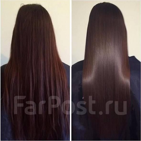 MOOR Лечение волос - Нанопластика