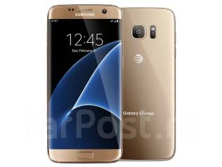Samsung Galaxy S7 Edge. Б/у, 32 Гб, Dual-SIM