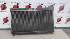 Радиатор охлаждения двигателя. Honda Jazz, GD1 Honda Fit, GD4, GD3, GD2, GD1