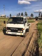 Toyota Toyoace. Мостовой 4WD Вездеход. Категория -В., 3 700 куб. см., 2 000 кг.