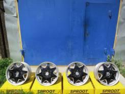 Bridgestone Lowenzahn. 7.5x18, 5x114.30, ET38, ЦО 73,0мм.