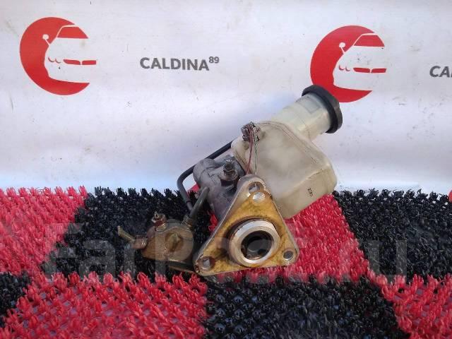 Цилиндр главный тормозной. Toyota Carina, ST190, CT190, CT195, AT190, ST195, AT191, AT192 Toyota Caldina, CT198, CT196, CT190, ET196, ST190, ST191, ST...