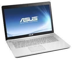 "Asus N750JK. 17.3"", 2 800,0ГГц, ОЗУ 8192 МБ и больше, диск 1 128 Гб, WiFi, Bluetooth, аккумулятор на 3 ч."