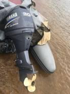 Yamaha. 30,00л.с., 4-тактный, бензиновый, Год: 2012 год