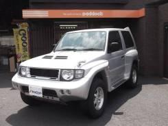 Mitsubishi Pajero. автомат, 4wd, 3.5, бензин, 69 000 тыс. км, б/п, нет птс. Под заказ