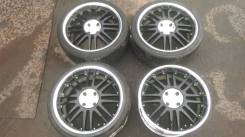 "Racing Hart. 8.0/8.0x17"", 4x100.00, ET35/25, ЦО 60,1 мм."