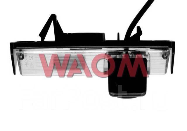Камера заднего вида. Mazda MPV, LY3P Toyota: Sienta, Belta, Ractis, Harrier, Ipsum, Camry, Mark II, Raum Mitsubishi Grandis, NA4W Mitsubishi Pajero Sp...
