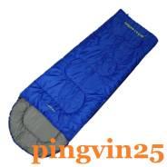 Спальный мешок - одеяло Talberg CAMP BLUE 0C 235(200+35)х100 см
