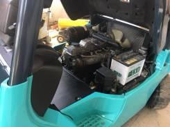 Двигатель в сборе. Toyota 7FD25