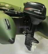 Hidea. 30,00л.с., 2х тактный, бензин, нога S (381 мм), Год: 2017 год