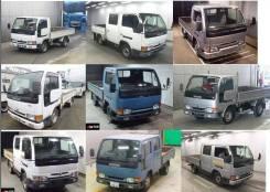 Кабина. Nissan Atlas, R4F23, H2F23, M6F23, M4F23, H4F23, P4F23, P8F23, K4F23, K2F23, P6F23, M2F23, J2F23, R2F23, f23 Двигатели: KA20DE, NA16S, NA20S...