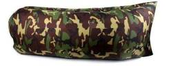 Надувной диван-кровать Ламзак (Lamzac)! Цвет Хаки! Гарантия ApStore