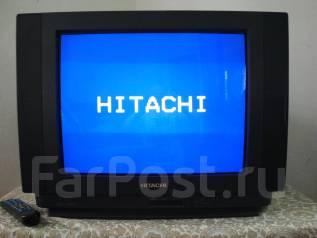 """Hitachi. 21"""" CRT (ЭЛТ)"""