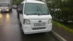 Subaru Sambar. автомат, 4wd, 0.7 (48 л.с.), бензин, 66 тыс. км