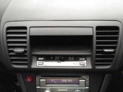 Консоль с часами. Subaru Legacy B4, BLE, BL5 Subaru Legacy, BP5, BPE, BP9, BL5, BLE Двигатель EJ20X