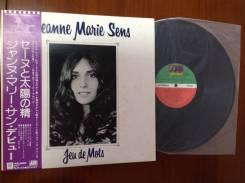 LP. Jeanne Marie Sens.