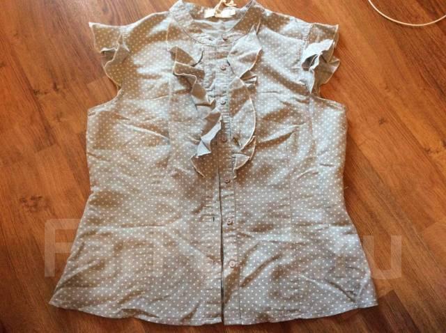 e18601980712bdf Продам блузку женскую 48 размера - Основная одежда во Владивостоке