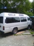 Микроавтобус большой. С водителем