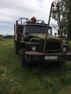 Урал 4320. Продам лесовоз урал, 6 000 куб. см., 12 000 кг.