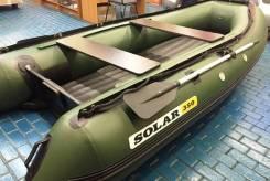 Solar 350. Год: 2017 год, длина 3,50м., двигатель подвесной, 15,00л.с., бензин