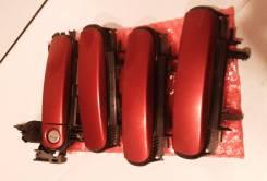 Ручка двери внешняя. Audi A4, B7, B6