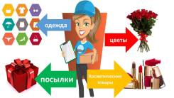 Курьер. ИП Хлатова А.Д. Центр