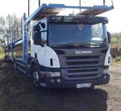 Scania P340LA 4x2 HLA New Griffin Low. Продается грузовик автовоз Scania P340, 10 640 куб. см., 17 850 кг.