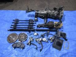 Механическая коробка переключения передач. Subaru Forester, SG5 Двигатели: EJ20, EJ205