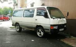 Nissan Caravan. автомат, 4wd, 2.7 (130 л.с.), дизель, 250 000 тыс. км
