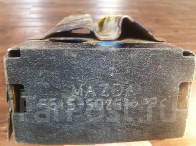 Жесткость бампера. Mazda RX-8, SE3P