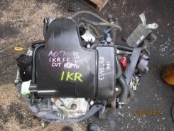 Двигатель в сборе. Toyota: Yaris, Passo, Vitz, iQ, Aygo, Roomy, Belta, Tank Двигатель 1KRFE